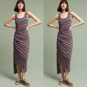Anthropologie x Baikey 44 Striped Luca Maxi Dress